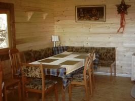 Holzwand, Innanausbau, Holzboden
