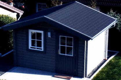 Gartenhaus, Holzhaus, Holzbau